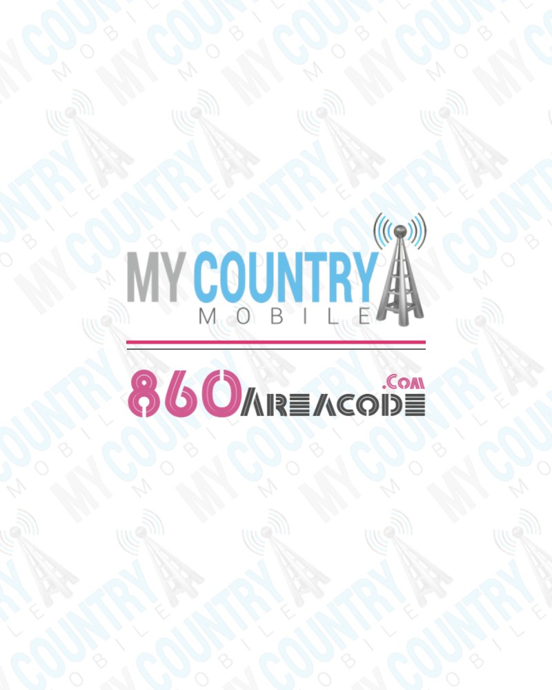 860 Area Code | Connecticut Phone Area Codes | My Country Mobile